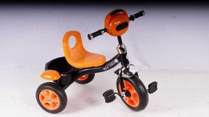 Велосипед 3-х колесный  GOLF TRIKE T-601 (1/5) оранжевый (упаковка 5 шт.)