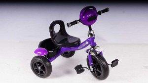 Велосипед 3-х колесный  GOLF TRIKE T-601 (1/5) фиолетовый (упаковка 5шт)