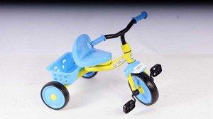 Велосипед 3-х колесный  GOLF TRIKE TX-S721 (1/8) синий (упаковка 8шт)
