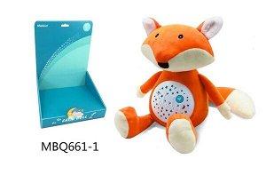 Лиса OBL806181 MBQ661-1 (1/18)