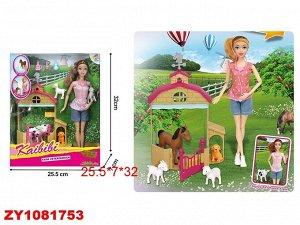 Кукла в наборе ZY1081753 BLD285 (1/36)