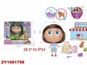 Кукла в наборе ZY1081758  BLD290-1 (1/36)
