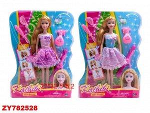 Кукла в наборе ZY782528 BLD167 (1/48)