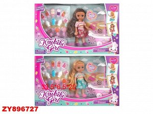 Кукла в наборе ZY896727  BLD220 (1/60)