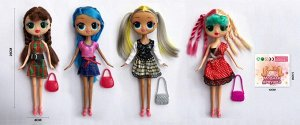 Кукла в наборе OBL817277 EW39 (1/360)