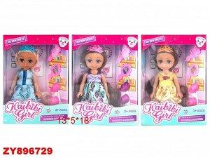 Кукла в наборе ZY896729 BLD221-1 (1/192)