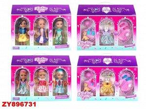 Кукла в наборе ZY896731 BLD223 (1/36)