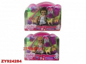 Кукла в наборе ZY924284 BLD234 (1/96)