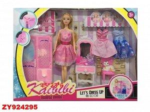 Кукла в наборе ZY924295 BLD251 (1/24)