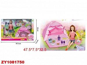 Кукла в наборе ZY1081750 BLD282 (1/24)