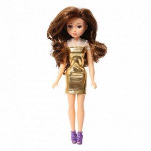 Клео Стильные девчонки (кукла пластмассовая) В3856