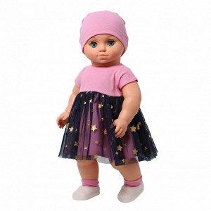 Пупс звездное небо (кукла пластмассовая) В3962