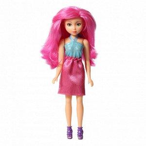 Роза Стильные девчонки (кукла пластмассовая) В3858