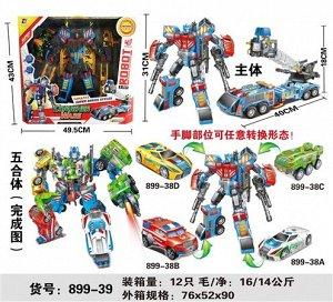 Робот OBL755616 899-39 (1/12)