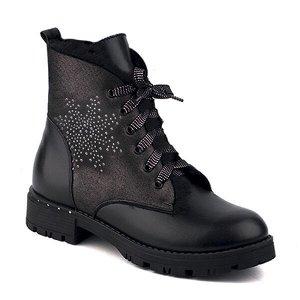 Ботинки зимние девочка