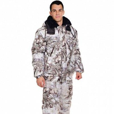 Беркут - одежда для настоящих мужчин  — Зимняя спецодежда — Униформа и спецодежда