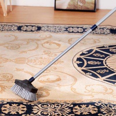 Всё для компактного хранения и порядка в доме! — Щётки для чистки ковров — Швабры, щетки и совки