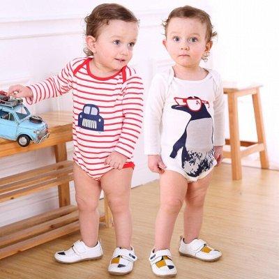 Детская Экономка. Утепляем наших деток. — Коллекция для малышей - нежные бодики, костюмчики... — Боди и песочники