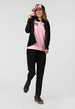 Куртка спортивная женская (черный)