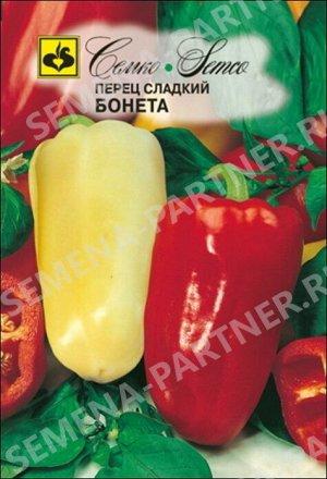ТМ Семко Перец сладкий Бонета / раннеспелые сорта для открытого грунта