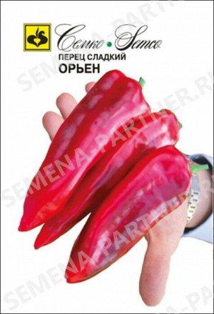 ТМ Семко Перец сладкий Орьен / раннеспелые сорта для открытого грунта. В упаковке: 0,2гр