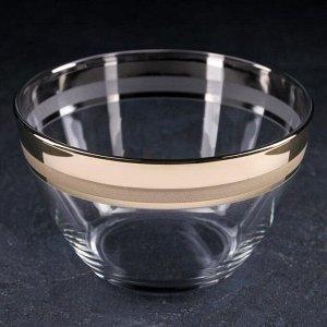 Салатник Ring 1,75 л, с гравировкой и напылением
