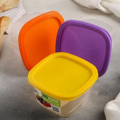 Фикс Прайс на Хозы и Посуду, Товары от 9 руб.  — Контейнеры для хранения продуктов — Контейнеры