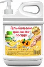 Бальзам для мытья посуды 1,7 л ПАПАЙЯ канистра