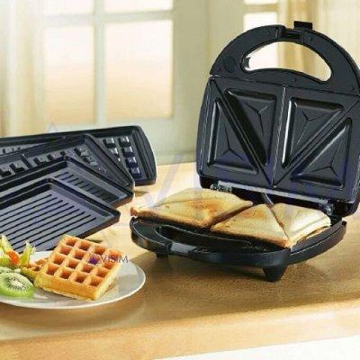✌ ОптоFFкa*Всё в наличии* Всё для кухни и дома и отдыха*✌ — Электрические вафельницы и гриль-тостеры — Для кухни