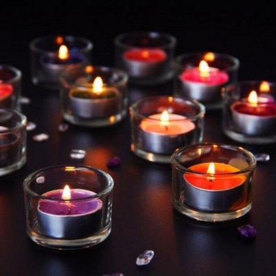 Всё для компактного хранения и порядка в доме! — Свечи ароматические — Свечи и подсвечники