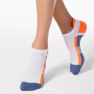 Conte - теплые колготки и уютные носки 🍁  — Носки женские укороченные, невидимые — Носки