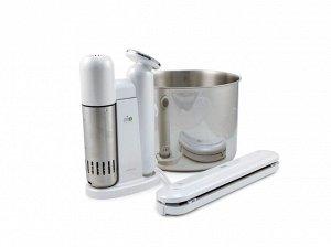 Сувидница с вакуумным упаковщиком для готовки по технологии Су-вид (Sous Vide) TW-2000