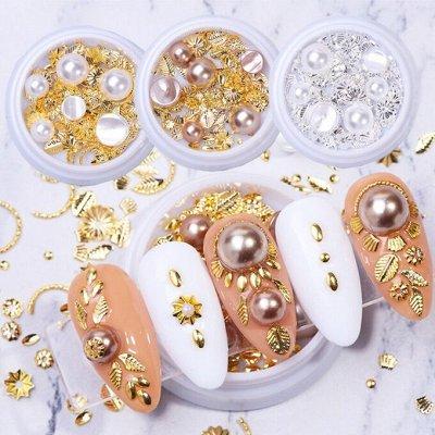 💅Маникюрный рай - гель-лаки, аксессуары, дизайн. Новинки! — 3D украшения для ногтей — Дизайн ногтей