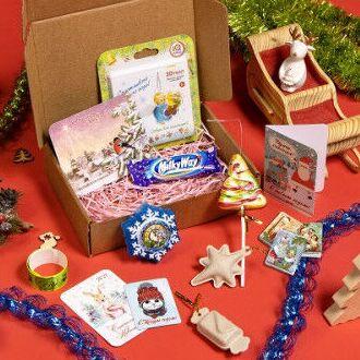 Привет из Великого Устюга или Письмо от Деда мороза! — Новогодние Happy New Box — Все для Нового года