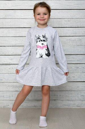 Малинка, Платье для девочки Малинка