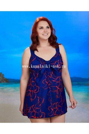 9502-1 F платье (64-72) Купальник