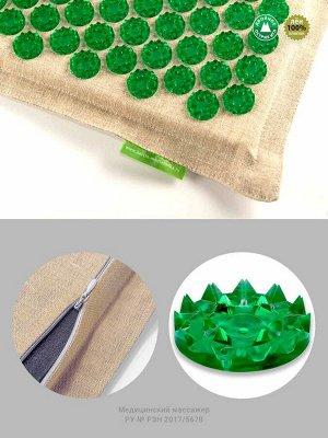 Массажер зеленый