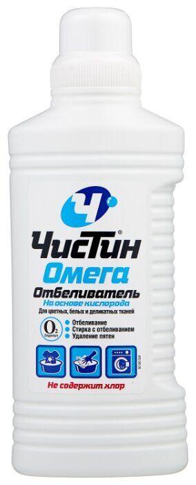 Отбеливатель ЧИСТИН ОМЕГА 950мл без хлора