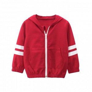 Ветровка Красная  -Яркая одежда