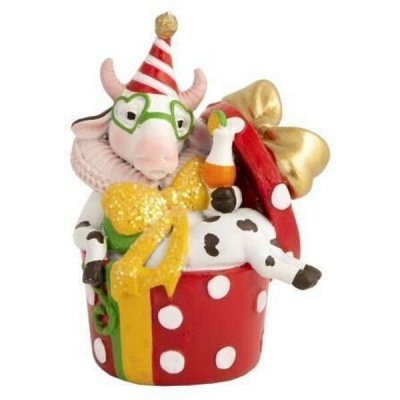 Новогодний F-present  - сувениры, презенты, предзаказания — Новогодний интерьер-статуэтки — Сувениры