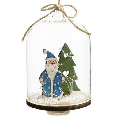 Новогодний F-present  - сувениры, презенты, предзаказания — Ёлочные игрушки-игрушки из дерева — Сувениры