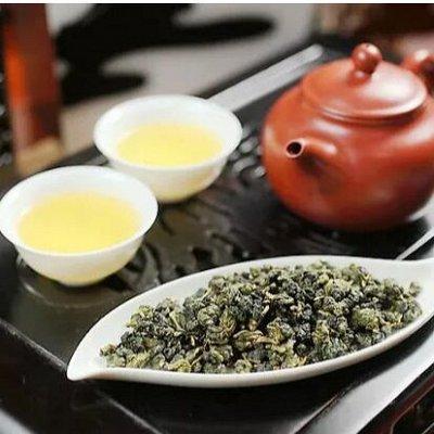 Огромный выбор чая и кофе на любой вкус — Улун — Чай