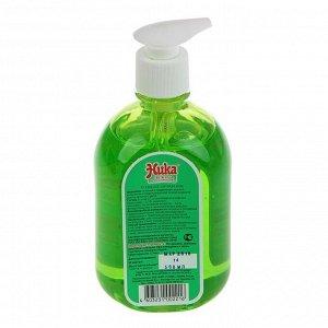 """Жидкое мыло с дезинфицирующим эффектом """"Ника"""", 0,5 л"""
