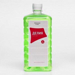 Мыло жидкое Делия с экстрактом череды и василька, 1 л