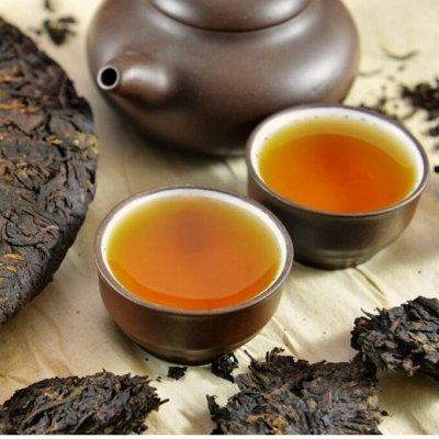 Огромный выбор чая и кофе на любой вкус — Пуэр прессованный — Чай