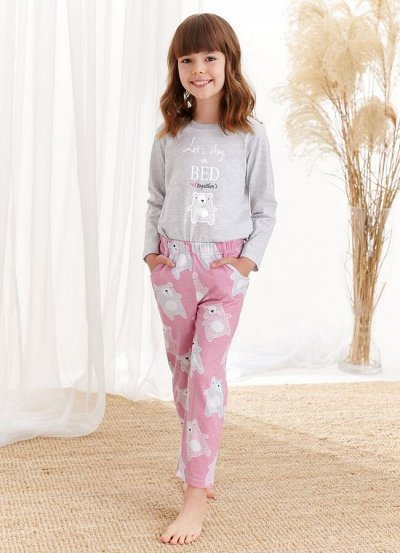 Стильные пижамы Sensis,Aruelle❤ Новинки! 🔥 — Taro Девочкам — Одежда для дома