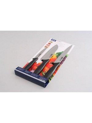 6650 GIPFEL Набор ножей ASAMA 3 пр. Материал: сталь 3CR13, пластик.