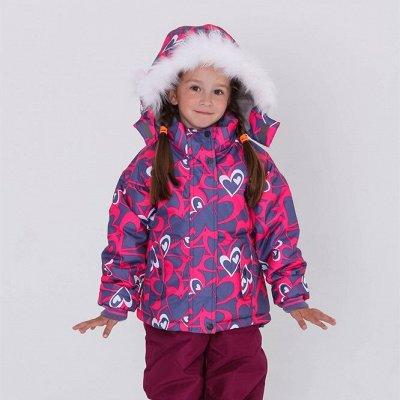 Мембрана для ваших деток ❄ осенне-зимняя коллекция! — Девочки. Зима — Верхняя одежда