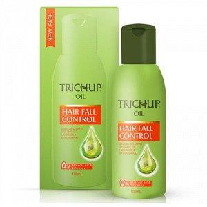 Масло для волос Тричуп Против Выпадения, Hair oil TRICHUP Hair Fall Control VASU 100 мл