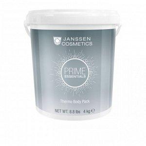 Thermo Body Pack Саморазогревающее антицеллюлитное обертывание с экстрактом ВОДОРОСЛЕЙ  JANSSEN